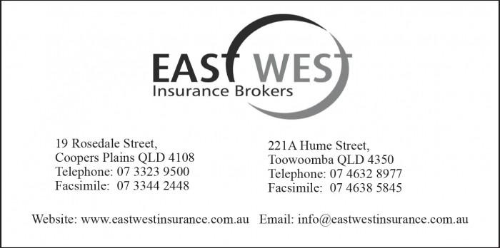 200809 D01 East West Insurance Advert