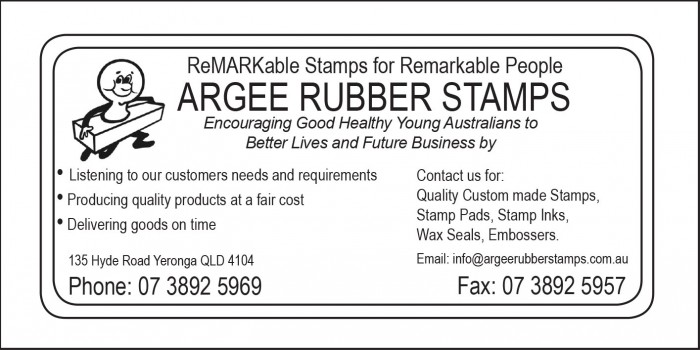 Argee Rubber Stamps