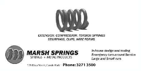 Marsh Springs