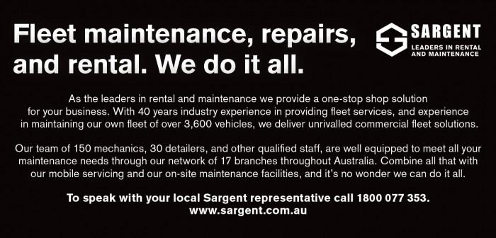 Sargent 4wD